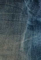 G-Star RAW - Kafey ultra high skinny womens jeans - faded baum blue