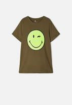 name it - Happy telo short sleeve top - khaki