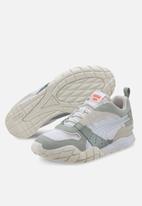 PUMA Select - Kyron wild beasts - aqua grey-puma white