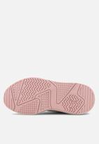 PUMA - X-Ray game misty rose-puma white-glowing