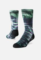 Stance Socks - Mind control crew sock - multi