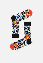 Happy Socks - Leopard sock - multi