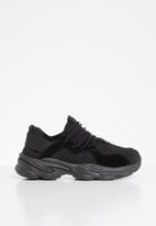 POP CANDY - Girls chunky sneaker - black