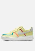 Nike - Air Force 1 '07 LX - life lime / summit white-laser blue