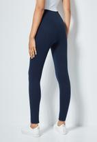 Superbalist - 2 Pack leggings - navy & grey