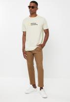 MANGO - National Geographic cotton  T-shirt - neutral