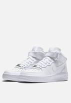 Nike - Air force 1 mid - white
