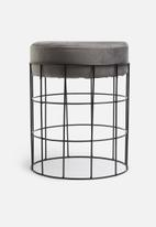 Sixth Floor - Stool - light grey