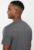 Fox - Legacy Fox head short sleeve tee - dark grey