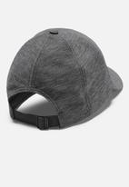 Under Armour - UA heathered play up cap - grey