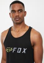 Fox - Apex tank - black