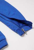 Nike - Nike hooded baby ft coverall - game royal