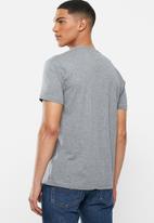 Diesel  - Umlt-diegos T-shirt - grey