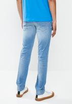Diesel  - Thommer-x l.32 skinny jeans - light blue