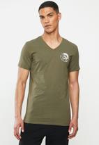 Diesel  - Umtee-michael 3 pack T-shirt - multi