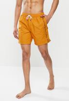 S.P.C.C. - Mido fashion swim shorts - yellow
