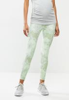 Cotton On - Maternity lifestyle 7/8 tight - green