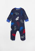 Nike - Nkn nsw futura footed coverall - midnight navy