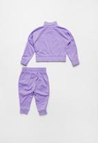 Nike - Nike girls logo taping tricot set - purple