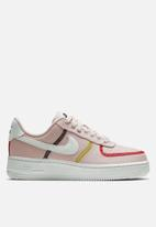Nike - Air Force 1 '07 LX - silt red / summit white-bright citron