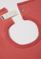 Cotton On - The everyday bib - red