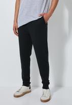 Superbalist - Tokyo regular fit sweatpants - black