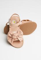 POP CANDY - Girls bow sandal - pink