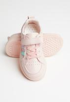 POP CANDY - Girls strap sneaker - pink