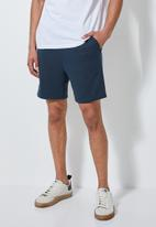 Superbalist - Sunday sweatshorts - navy