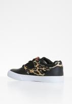 DC - Kalis vulc - black & leopard