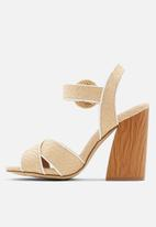 Call It Spring - Celiaa heel - neutral