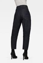 G-Star RAW - C-staq 3d boyfriend crop jeans - raw denim