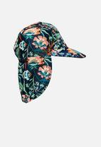 Cotton On - Swim hat - navy & green