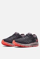 Under Armour - Ua w hovr sonic 3 - blackout purple / slate purple / beta