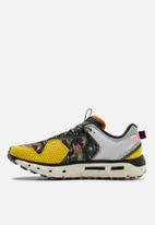 Under Armour - Ua hovr summit cllsn crs prt - black / zeppelin yellow / white