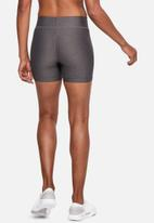 Under Armour - Ua heat gear armour middy shorts - grey