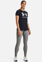Under Armour - Live sportstyle graphic short sleeve tee - black