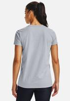 Under Armour - Live sportstyle graphic short sleeve tee - light grey