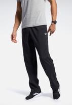 Reebok - Te woven utility pants - black
