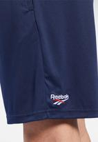 Reebok - Classic soccer shorts - navy