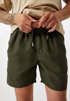 Cotton On - Kahuna short - vintage khaki
