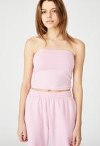 Factorie - Longline bandeau - pink