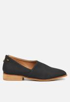 Miss Black - Fusha loafer - black