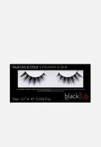 blackUp - Queen of Saba False Lashes N°09