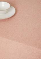 Hertex Fabrics - Enquire table cloth - lobster