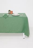 Hertex Fabrics - Enquire table cloth - ivy