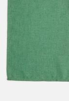 Hertex Fabrics - Enquire napkin set of 2 - ivy