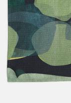 Hertex Fabrics - Mankind napkin set of 4 - ravine