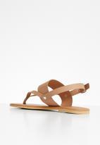 Superbalist - Katie t-bar sandal - neutral