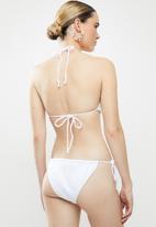 Glamorous - Ladies bikini bottom - white
